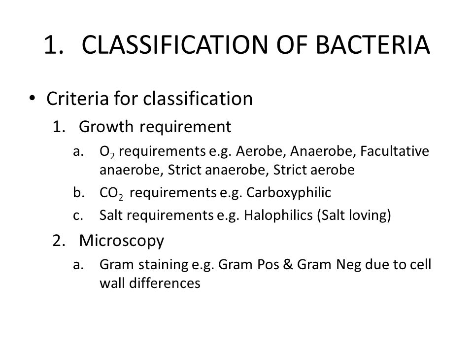 an analysis of structures and classifications of bacteria in microbiology Bacteria information and testing services overview our laboratory can handle a wide range of microbiological testing, and analysis learn more.
