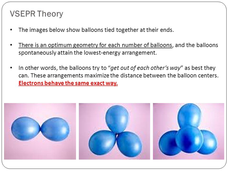 electron pair repulsion theory pdf