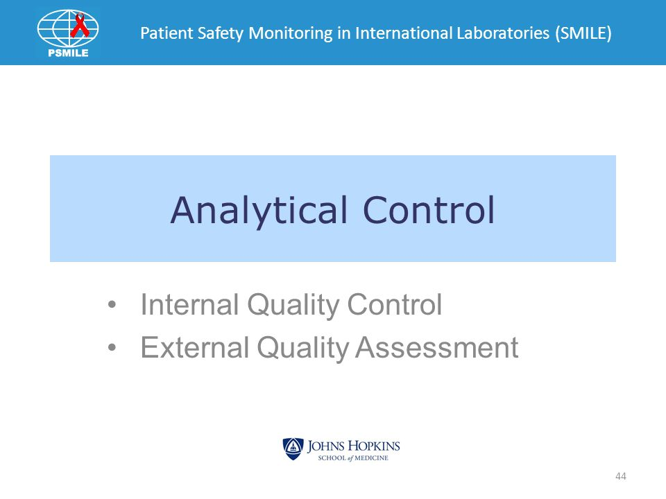 internal quality assessment programs essay Quality assurance (qa) is a way of preventing mistakes and defects in  manufactured products  not available within the organization or when  allocating the available internal  part of a quality assurance program in which  identical samples are analyzed  current issues in statistical inference: essays  in honor of d basu.