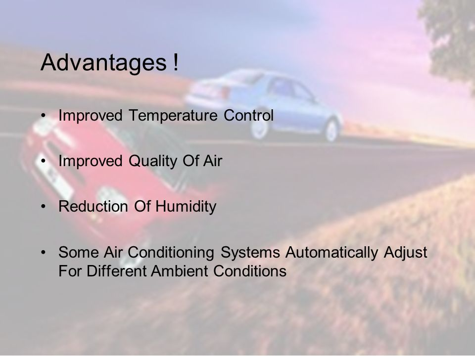 Air Conditioning Systems: Air Conditioning Systems