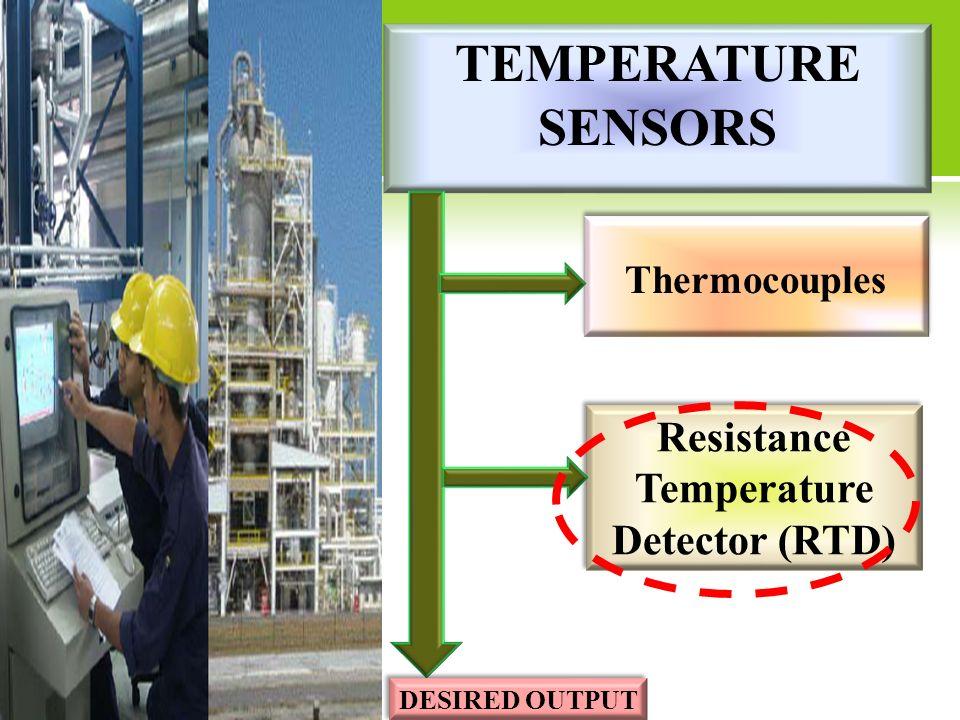 Resistance Temperature Detector (RTD)