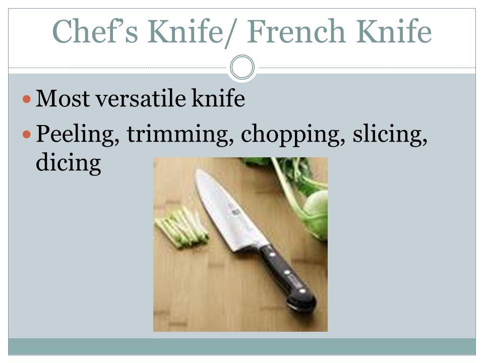 knife skills foods ii ppt video online download. Black Bedroom Furniture Sets. Home Design Ideas