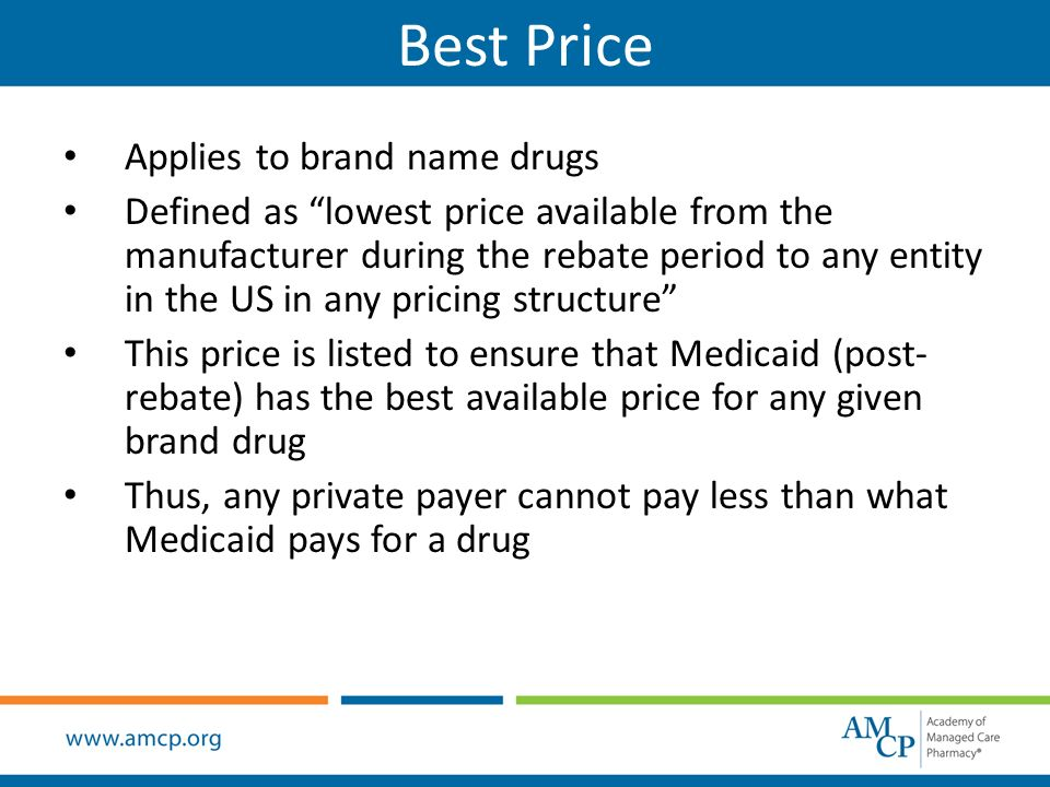 Drug price is less than copay