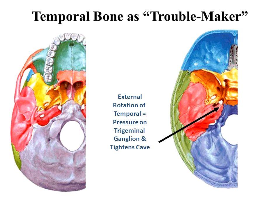 Temporal Bone as Trouble-Maker