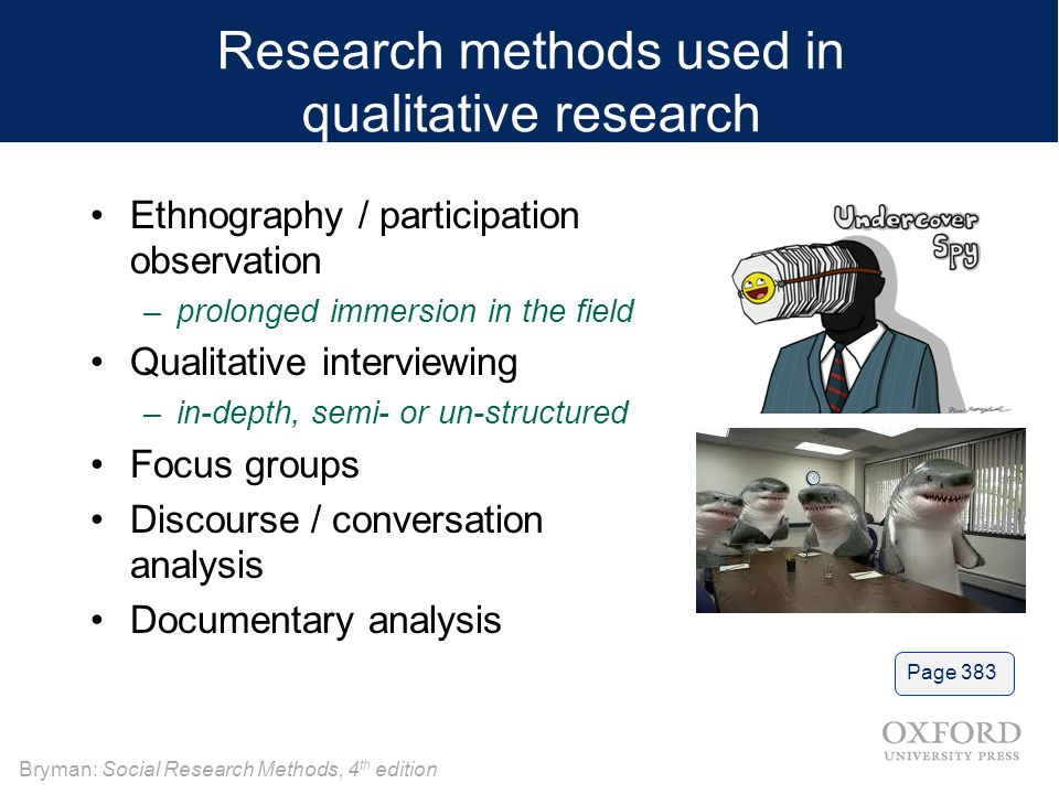International Institute for Qualitative Methodology
