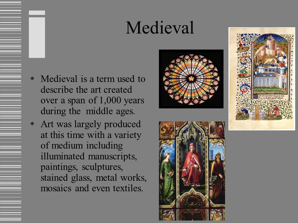 Overview of Art History - ppt download Modern Gothic Paintings