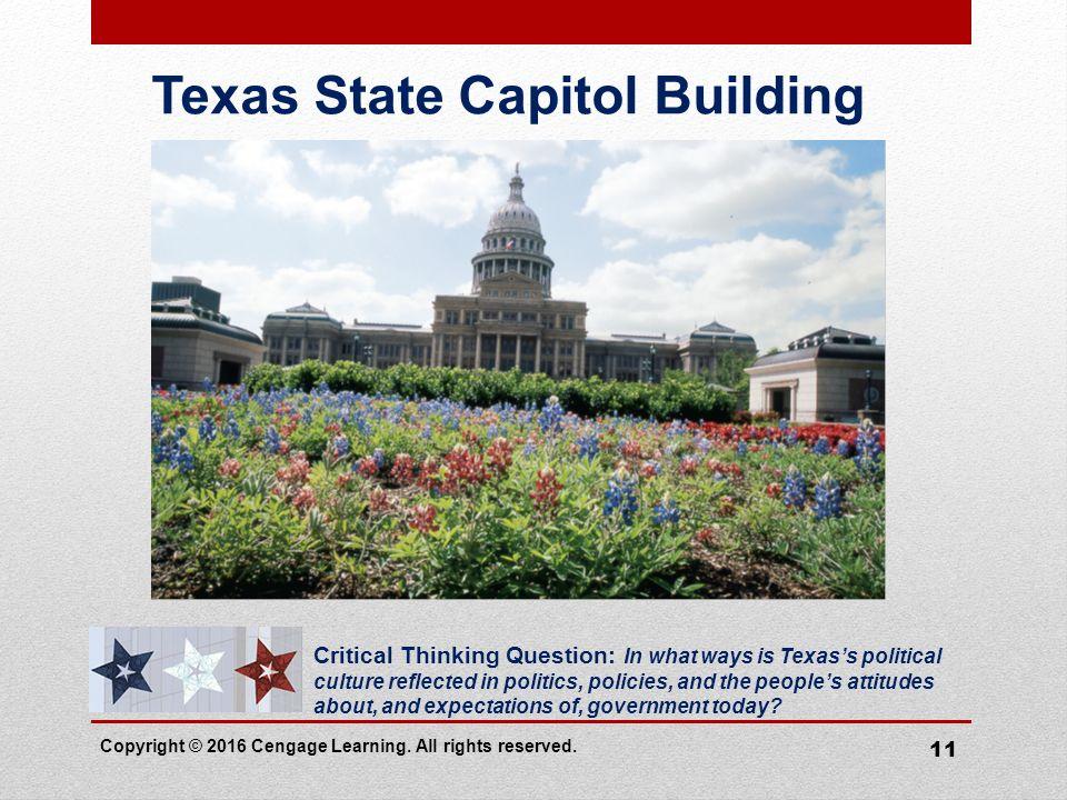 Texas Critical Thinking