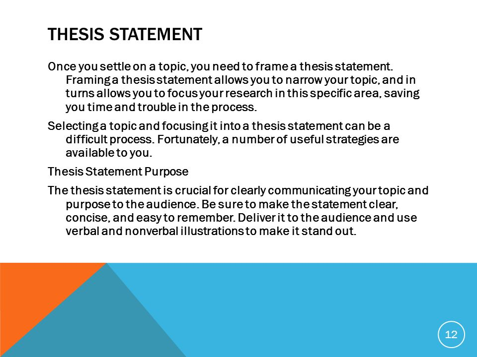 very clear thesis statement Without exaggeration, a thesis is a very complicated assignment even for proficient students  you need to make your statement thesis clear and interesting,.