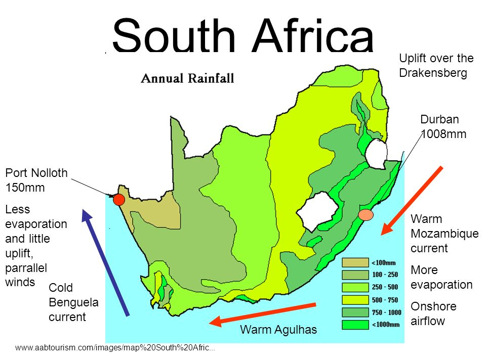 where do the benguela and mozambique currents meet