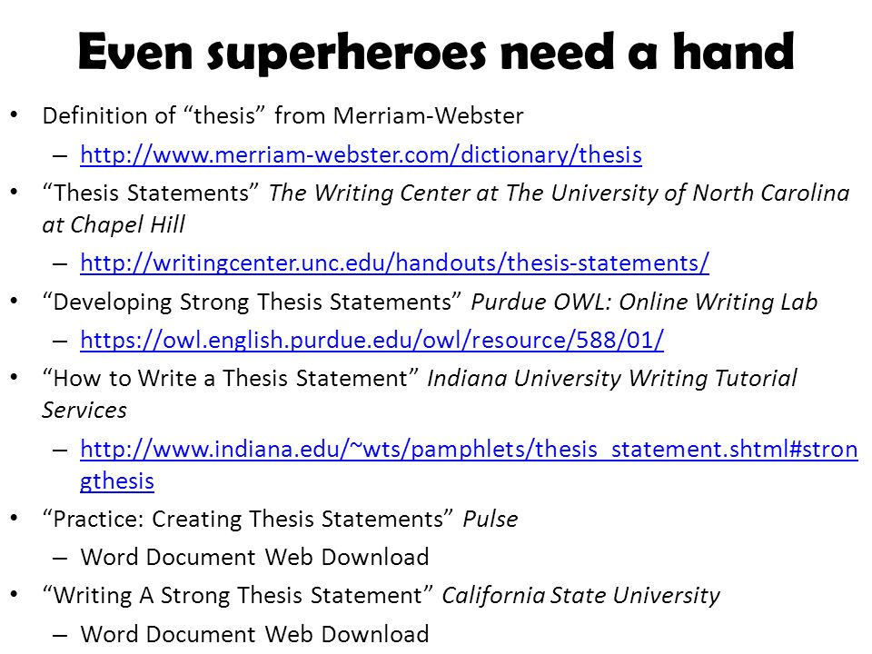 dictionary thesis statement Synonyms for thesis at thesauruscom with free online thesaurus, antonyms, and definitions dictionary and word of the day.