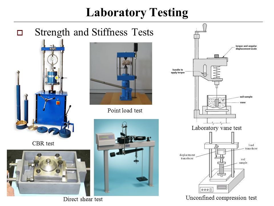 lab report point load test In conjunction with the uniaxial compression test, point load strength index tests,  is(50), have also been conducted in order to  preparing mudstone samples for  direct laboratory  soft rocks – interim report, geotechnical engi- neering of.