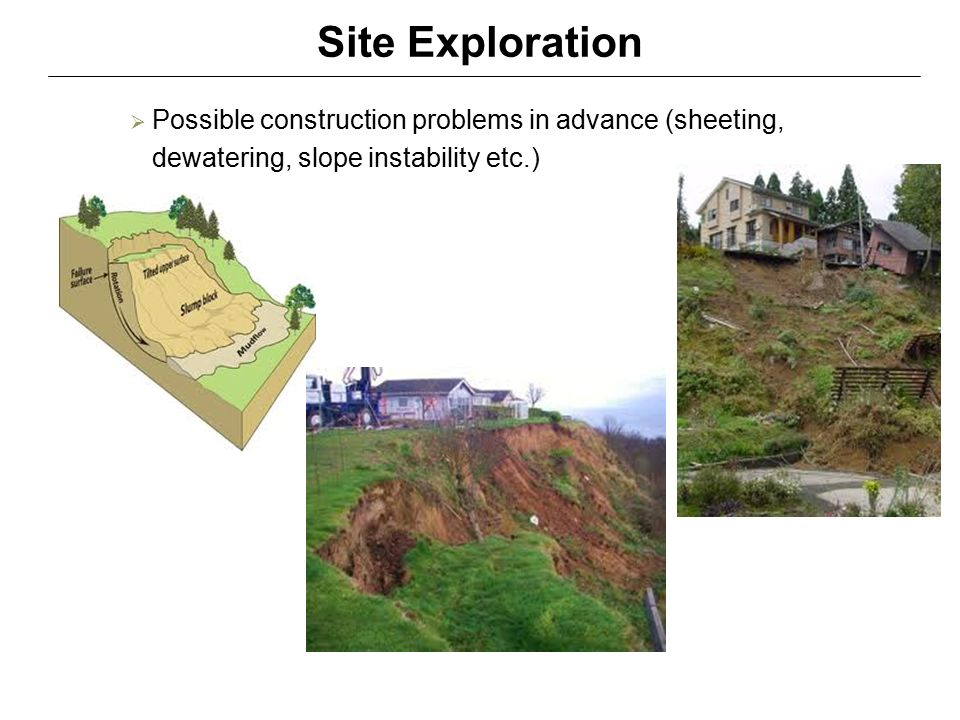 Site Exploration And Characterization Ppt Video Online
