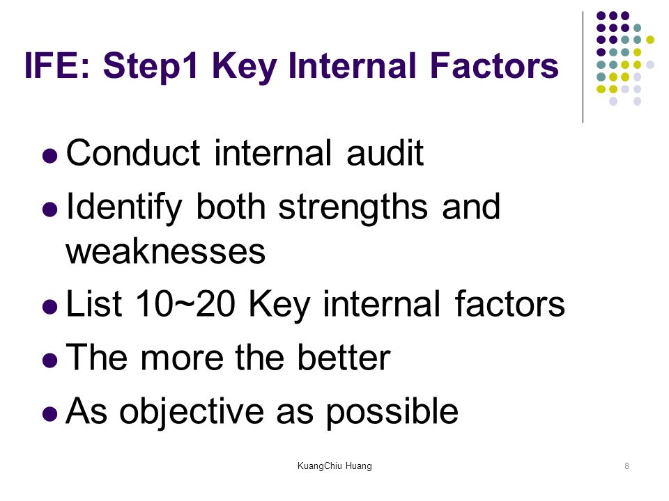 strategy analyzing preparation part2 ppt