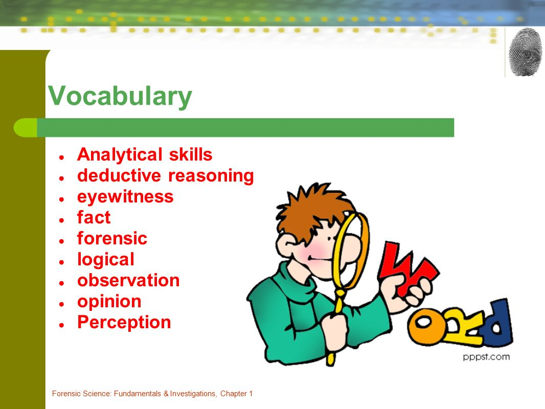 describe analytical skills