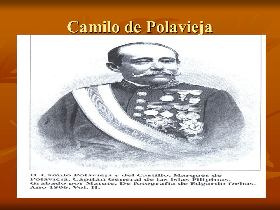 Camilo de Polavieja