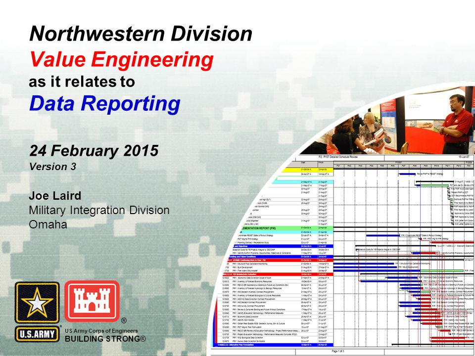 northwestern division value engineering as it relates to - ppt, Presentation templates