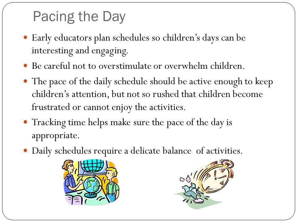 make a daily schedule online