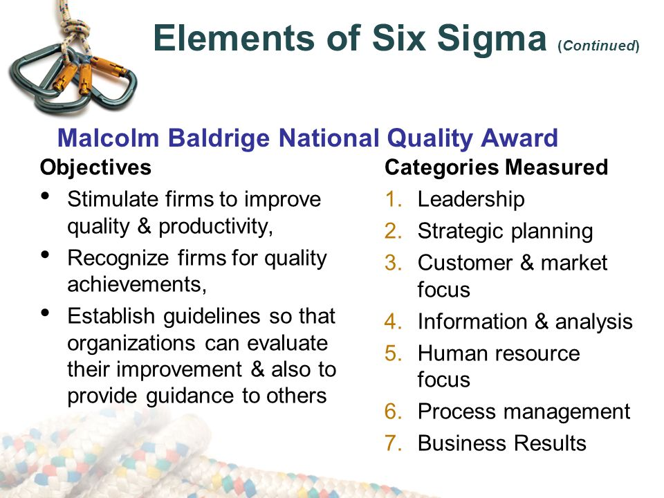 compare and contrast iso 9000 and malcolm baldrige national quality award Compare and contrast support for quality and performance improvement   renamed the malcolm baldrige national quality award act after his untimely   the iso 9000 family addresses fulfillment of the customer's quality.