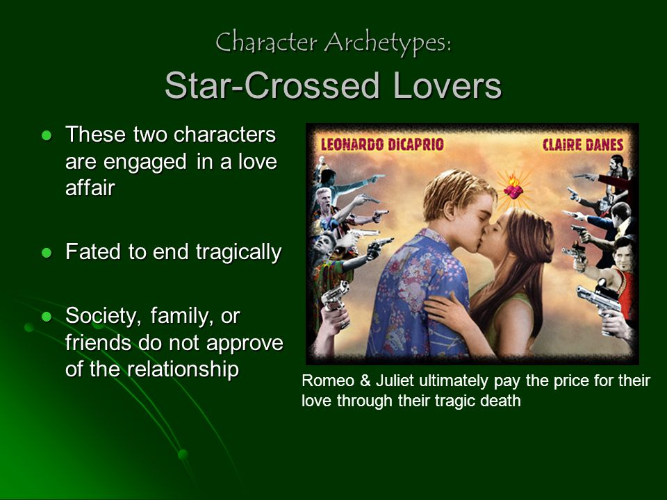 """tragedies ended life star crossed lovers Romeo makes a rash decision to end his life for what he has done to his dear  friend  romeo and juliet are identified as the pair of """"star crossed lovers"""" in the ."""