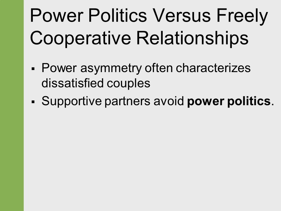 what is the relationship between politics power and violence