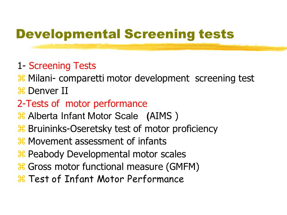 Assessment Of Development And Growth Ppt Video Online