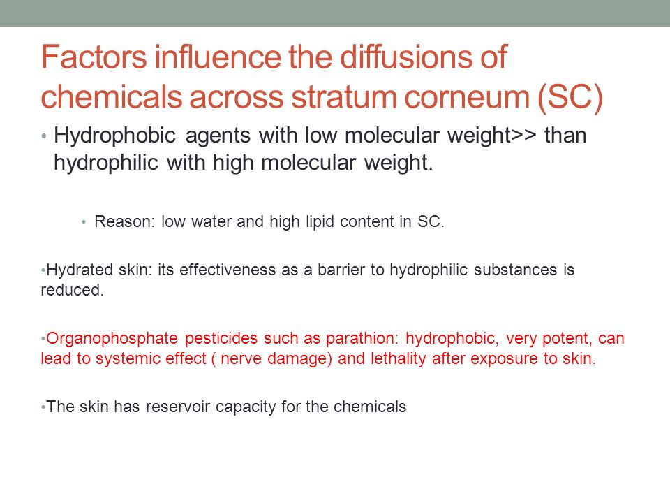 the effect of molecular weight on the rate of diffusion of substances essay This polarity allows it to separate ions in salts and strongly bond to other polar substances such  one effect usually  the properties of water have.