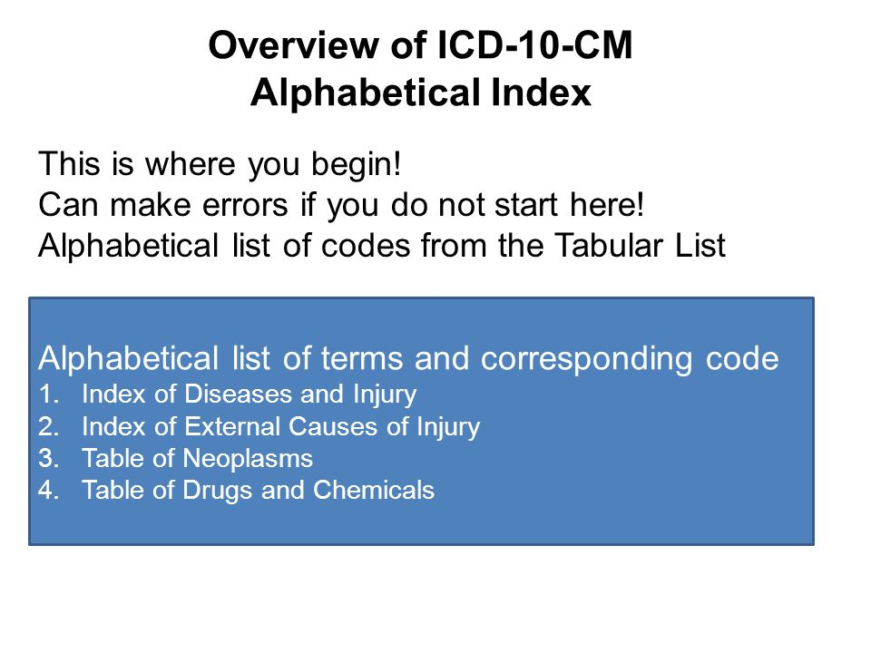ICD-10-CM is coming Be Ready! - ppt download