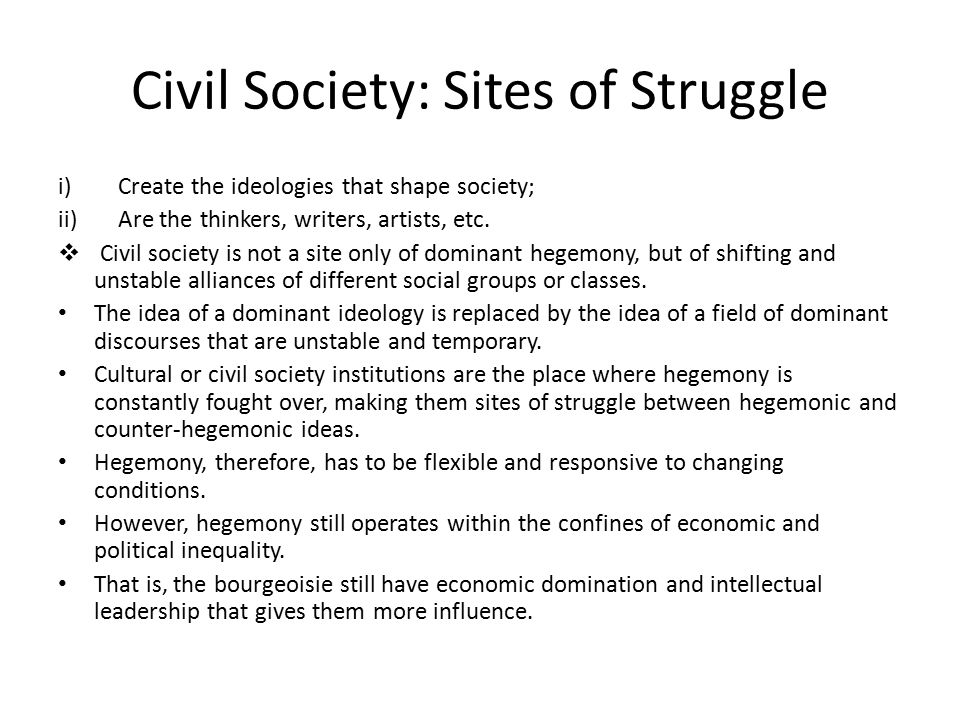 Are we Living in a 'Post – Ideological Society'? Essay Sample