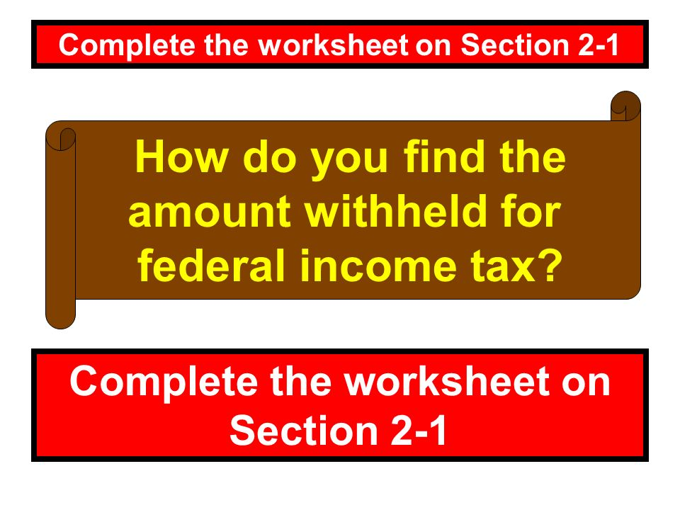 Free Worksheets 2013 child tax credit worksheet : 100+ [ Federal Tax Worksheet ] : Accounting 3 Chapter 25 ...