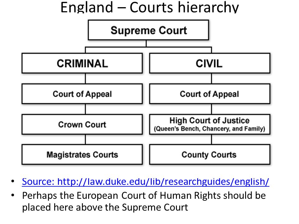 an analysis of the court hierarchy in the court system of australia The french justice system dates back to the 1789  the french court system is a double pyramid structure there are two separate  regional courts of auditors.