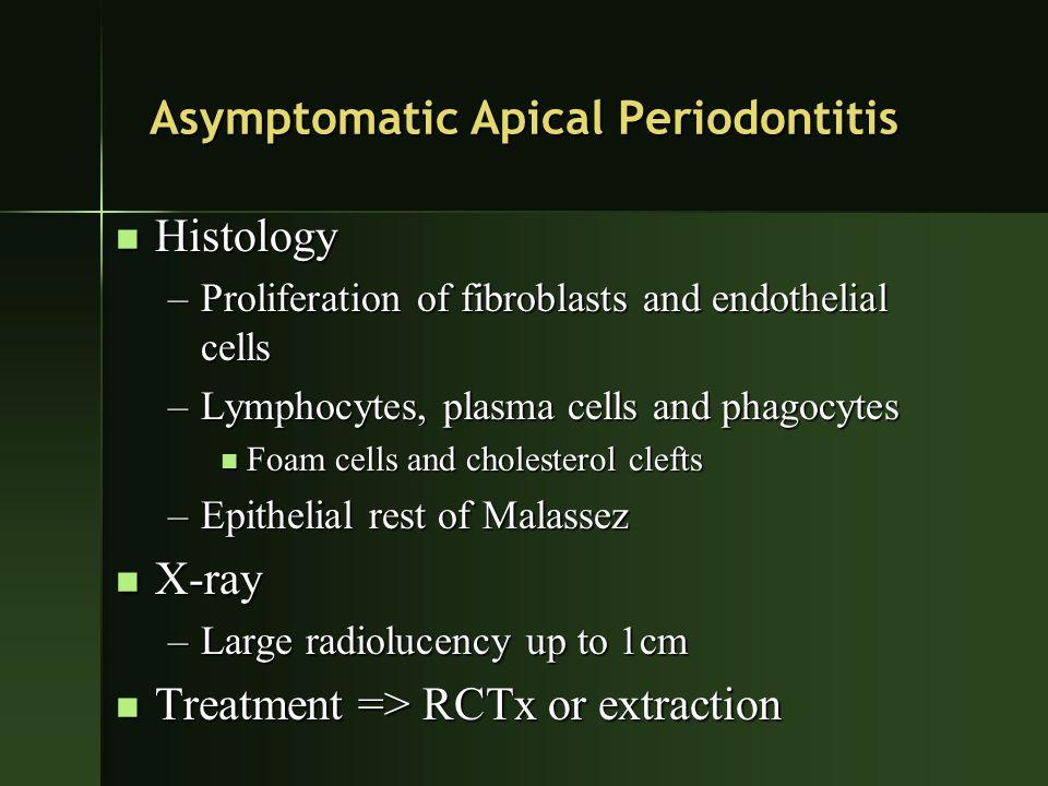 periapical pathology  u0026 biology