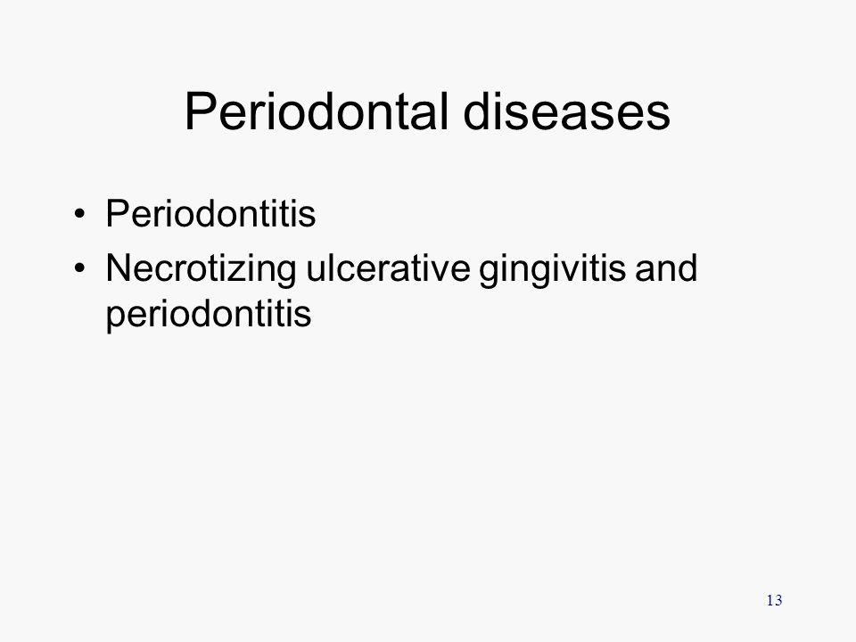 acute necrotizing ulcerative gingivitis pdf