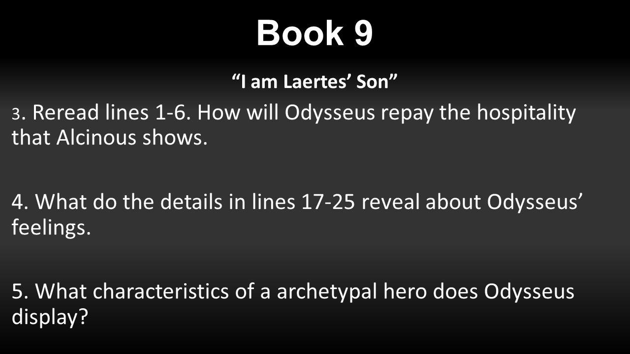 Is odysseus a hero essay 247 words