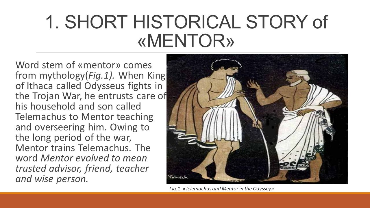 who is odysseus mentor in the odyssey When odysseus leaves to fight in the trojan war, he leaves odysseus's son's teacher and overseer, mentor in charge of his whole household therefore mentor looks after odysseus's son during odysseus's absence.