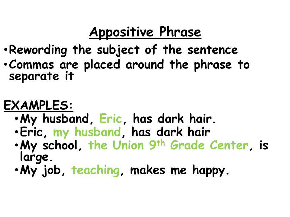 improving sentence fluency