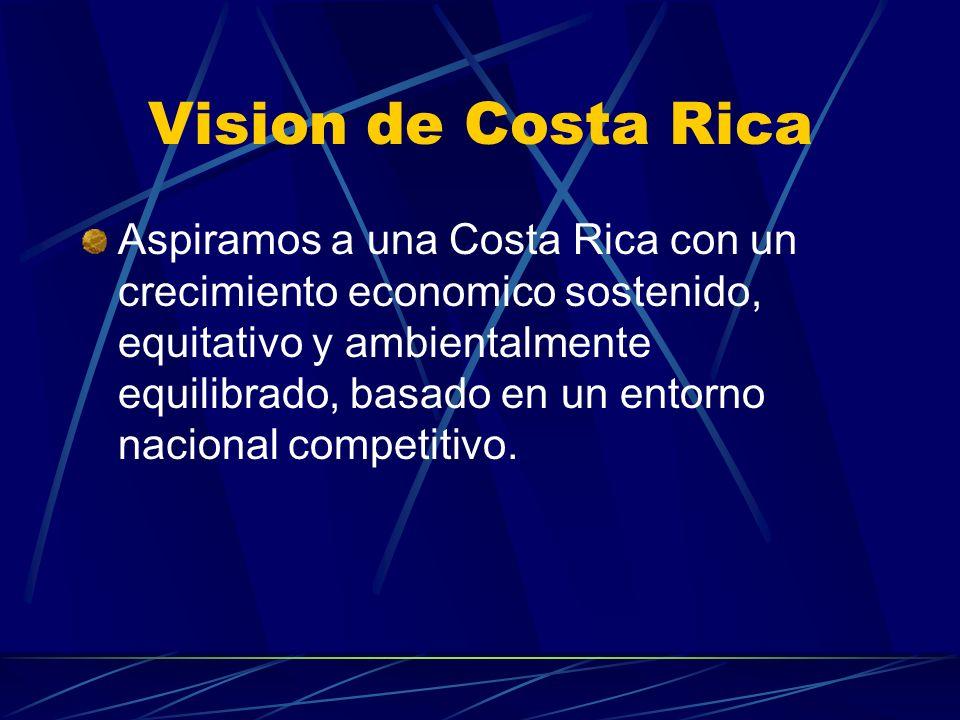 Vision de Costa Rica