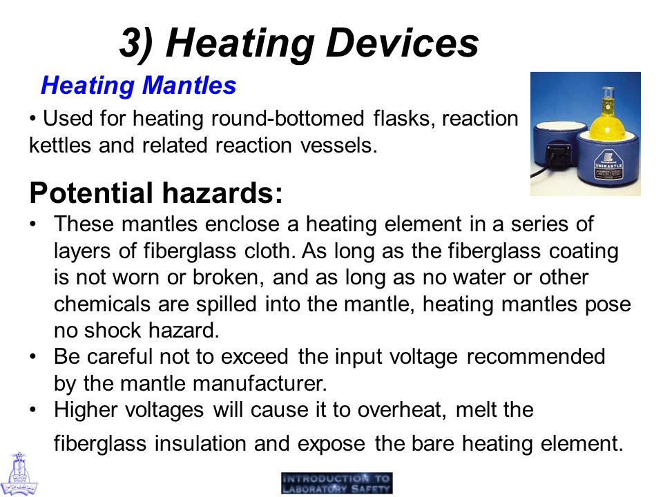 Fiberglass Safety Hazards : Laboratory equipments safety ppt download