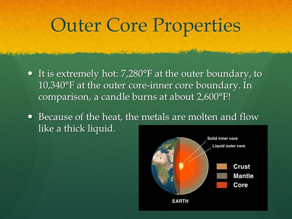 Earth Systems 6.E.2.1 Earth's layers. - ppt video online ...