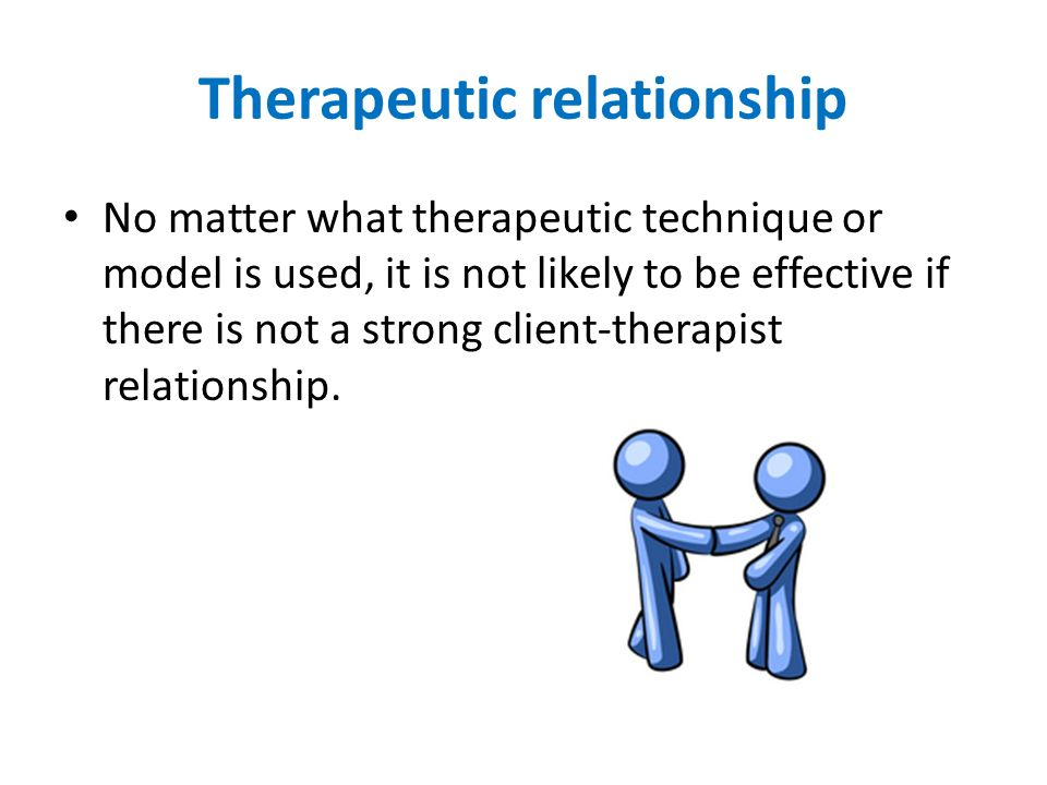 therapeutic relationship in psychoanalysis