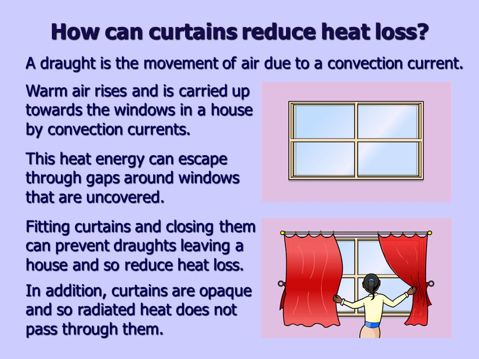 Heat loss and insulation ppt video online download How can you reduce heat loss in a house