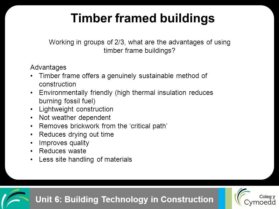 Fine Benefits Of Timber Frame Construction Elaboration - Ideas de ...