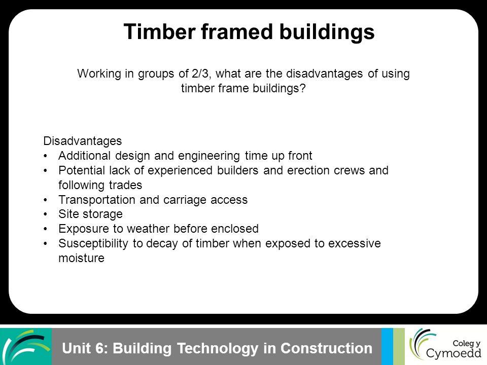 Disadvantages Of Timber Frame Construction - Page 7 - Frame Design ...