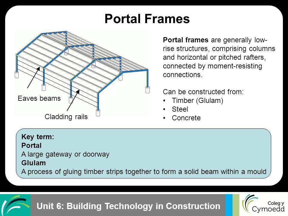 Portal Framed Buildings - Page 6 - Frame Design & Reviews ✓