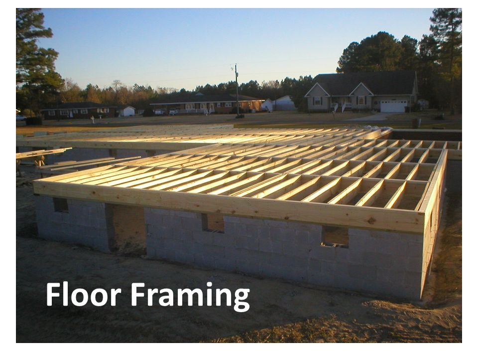 Floor Framing. - ppt video online download