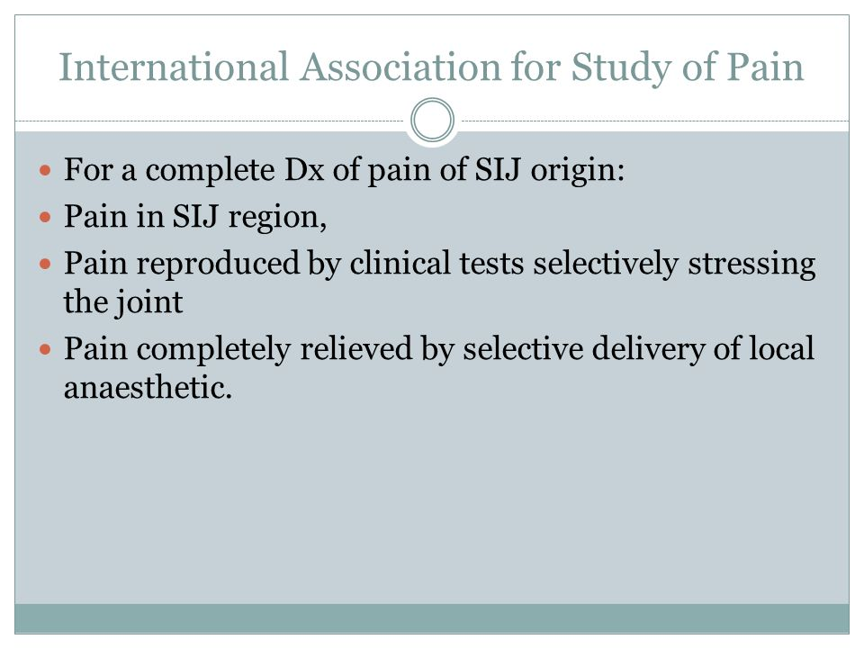Recent Jobs - International Association for the Study of Pain