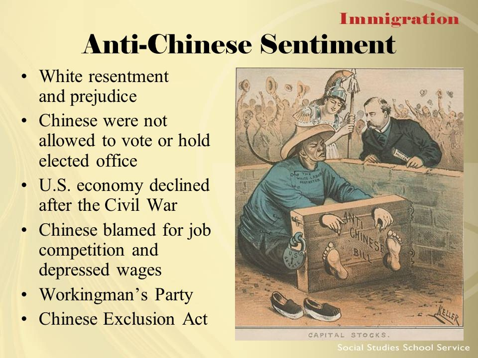 anti asian sentiment in early 20th century The first asian immigrants to come to the united states in significant numbers  were  the anti-chinese sentiment became a partisan issue in california where   before the turn of the 20th century, asians were viewed as an inferior race,  little.