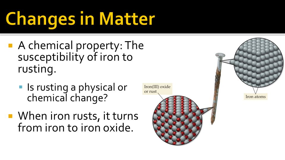section 2 changes in matter ppt video online download
