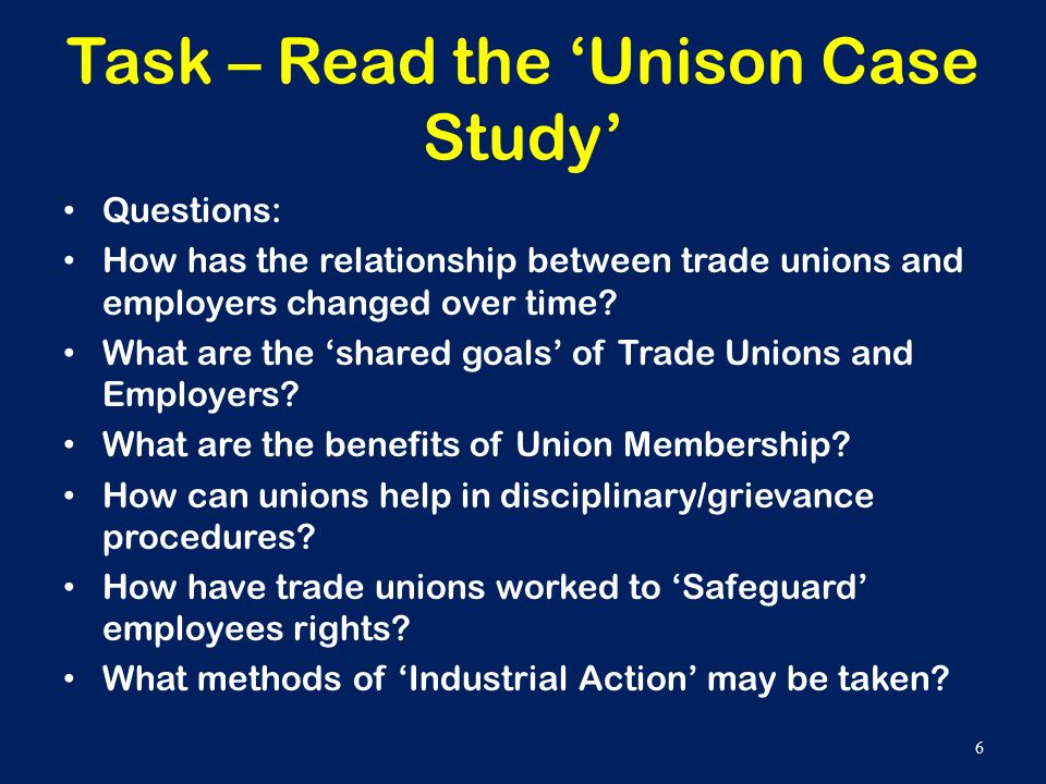 role of trade unions Critically review the role and function of trade unions in the current economic climate in the answer include some analysis of historical development and the.