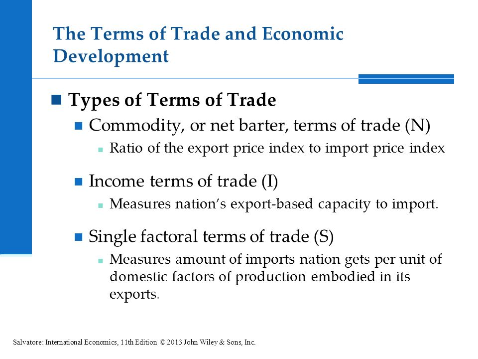 BREAKING DOWN 'Trade'