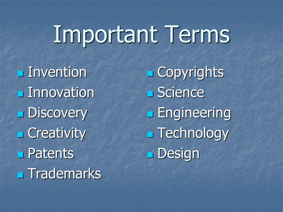 "the important elements of invention and innovation Innovation definition - ""innovation"" the us federal advisory committee on measuring innovation defines innovation as follows the design, invention, development and br implementation of new or altered products, services, process, systems, organizational structure or business models for the purpose of creating new value for."